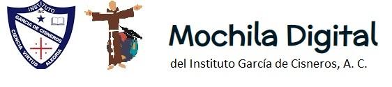 Mochila Digital del Instituto García de Cisneros